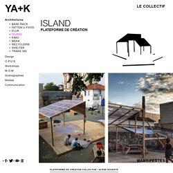 YA+K → ISLAND