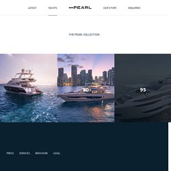 Yachts - Pearl Yachts
