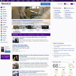 Marlee Scott on Yahoo
