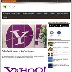 Yahoo ! est à vendre, la fin d'une époque
