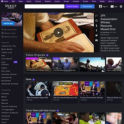 Originals Videos - Yahoo! Screen