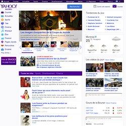 Mon Yahoo! - Yahoo! France