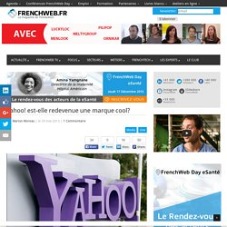 Yahoo! est-elle redevenue une marque cool?