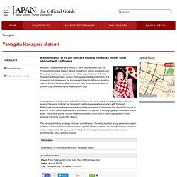 Yamagata Hanagasa Matsuri