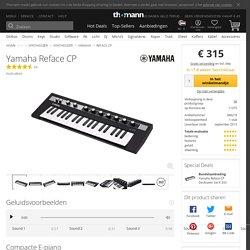 Yamaha Reface CP – Thomann Nederland