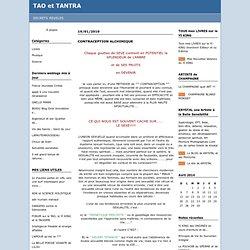 yang : TAO et TANTRA