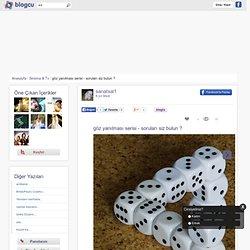 göz yanılması serisi - soruları siz bulun ? - sanatsal1 - Blogcu.com