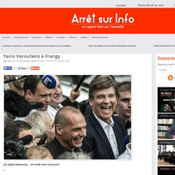 Yanis Varoufakis à Frangy