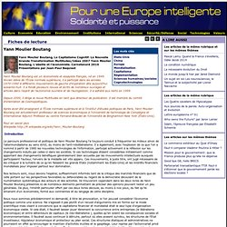 Yann Moulier Boutang