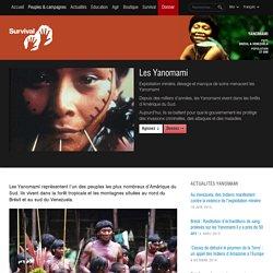 Yanomami: Mode de vie