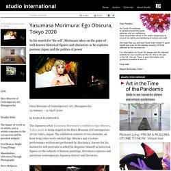 Yasumasa Morimura: Ego Obscura, Tokyo 2020