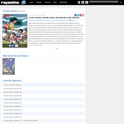 Urusei Yatsura sub español online en HD