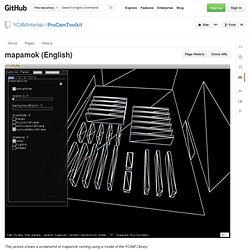 mapamok (English) · YCAMInterlab/ProCamToolkit Wiki