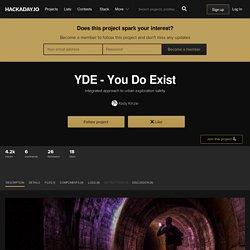 YDE - You Do Exist