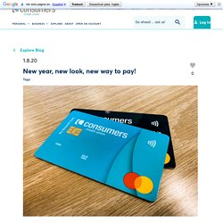 New year, new look, new way to pay!