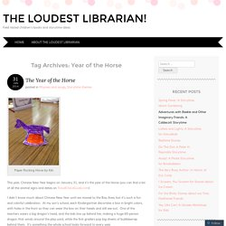 The Loudest Librarian!