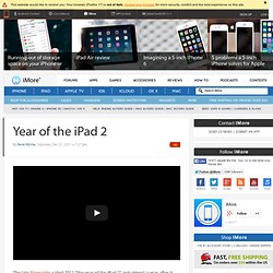 Year of the iPad 2