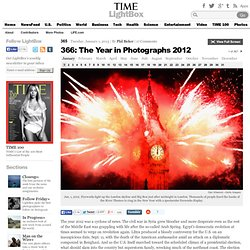 366: The Year in Photographs, 2012