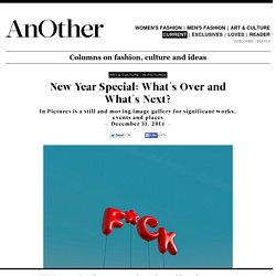 New Year Special: What's Over and What's Next?