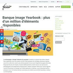 Banque Image Yearbook : 1 Million d'Images Disponibles - Fusion Yearbooks