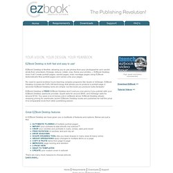 Yearbook Publishing Software