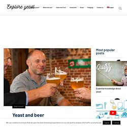 Yeast and beer