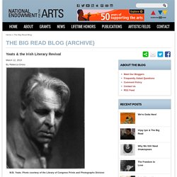 Yeats & the Irish Literary Revival
