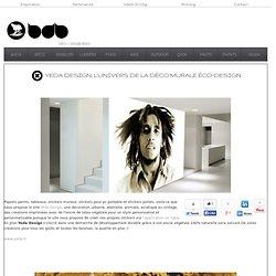 Yeda Design, l'univers de la déco murale éco-design