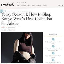 Yeezy Season 1: How to Shop Kanye West's First Collection for Adidas