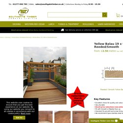 Yellow Balau - Southgate Timber