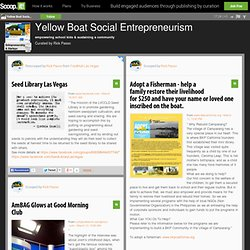 Ecofriend | Yellow Boat Social Entrepreneurism