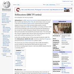 Yellowstone (BBC TV series)