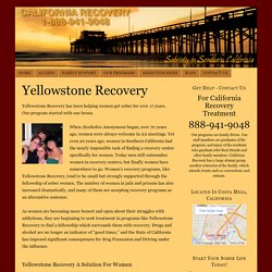 Yellowstone Recovery Has Been Helping Women Get Sober