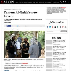 Yemen: Al-Qaida's new haven