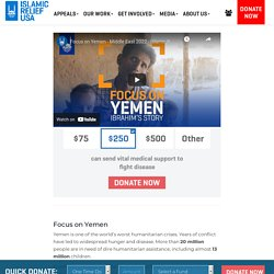 Yemen Donation