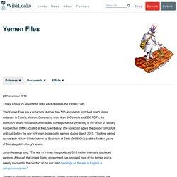Yemen Files