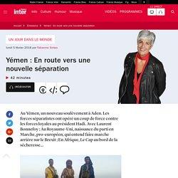 Yémen : En route vers une nouvelle séparation