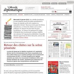 Retour des chiites sur la scène yéménite, par Laurent Bonnefoy (Le Monde diplomatique, novembre 2014)