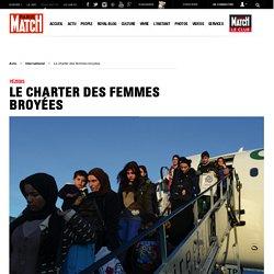 Yézidis Le charter des femmes brisées