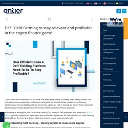 How To Build DeFi Yielding Platform that Guarantees Returns for the Owner?