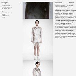 ying gao - designer