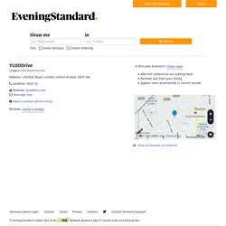 YLOODrive, 2 Rutlish Road, London, United Kindow, SW193AL