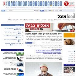 ynet אילוף המחמצת: המדריך המלא להכנת מחמצת