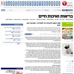 ynet למה חשוב להכניס יוד לתפריט - ומאיפה הוא יבוא