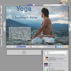 Yoga - A Beginner's Guide