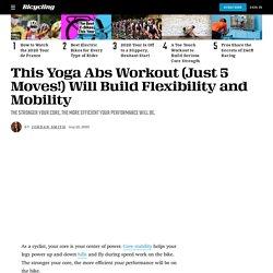 Yoga Ab Workout