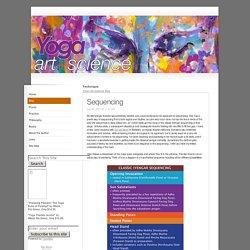 Yoga: Art+Science Blog