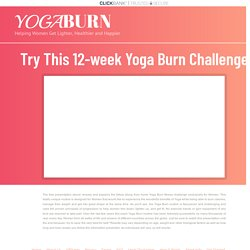Yoga Burn Challenge