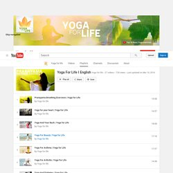 Yoga For Life I English