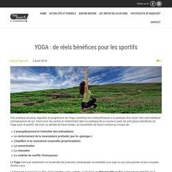 » YOGA: de réels bénéfices pour les sportifs